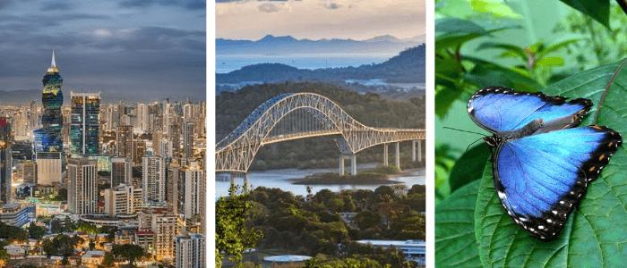 Panama facts header image - Kids World Travel Guide