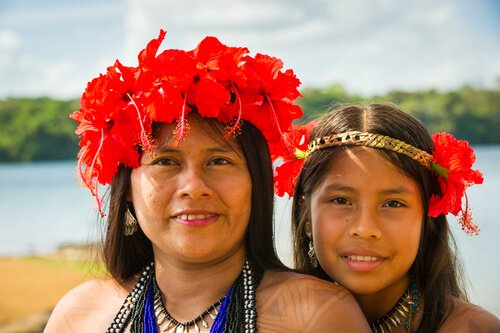 women in panama - image by anton ivanov/shutterstock.com