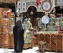 Qatar Doha Souq Waqif by Jan Smith
