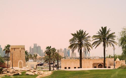 Qatar in Asia