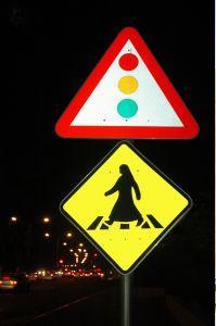 Qatar Streetsign by Jenny Rollo at sxc.hu