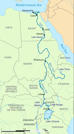 Africa Facts For Kids Africa For Kids Geography Travel - Important rivers in africa