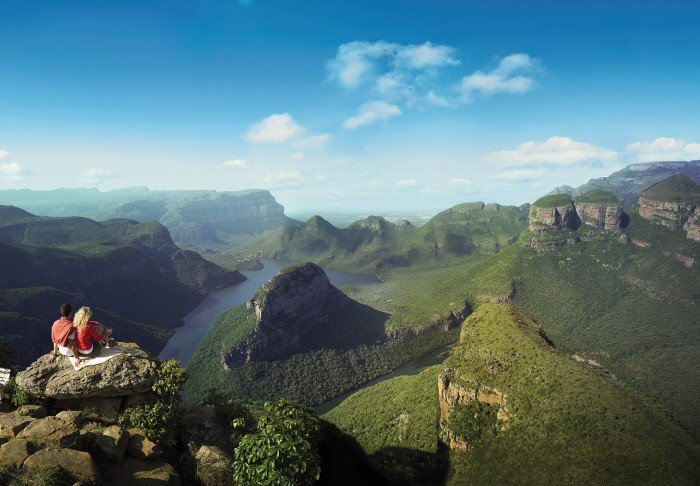 Blyde River Canyon by SA Tourism