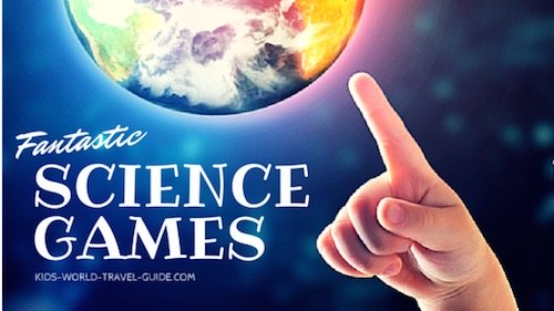 Science Games for Kids by Kids World Travel Guide