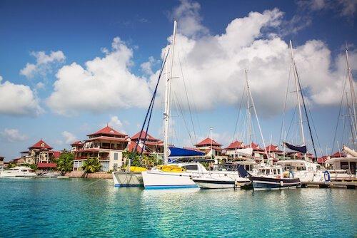 Seychelles Mahé island