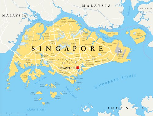 Singapore Facts For Kids Geography Food People Attractions