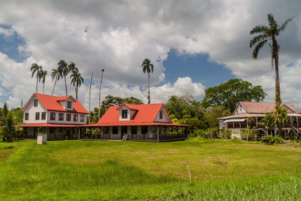 Pepperpot Plantation in Suriname
