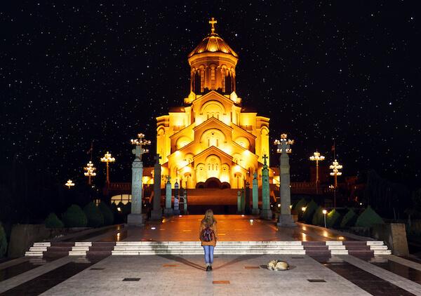 Holy Trinity Church in Tbilisi