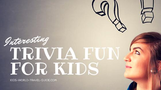 Kids Trivia Questions | Quiz for Kids | Quiz Questions