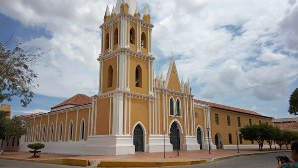 Venezuela Coro cathedral