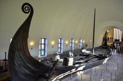 Viking ship by Valerliaarsnaud/Shutterstock.com