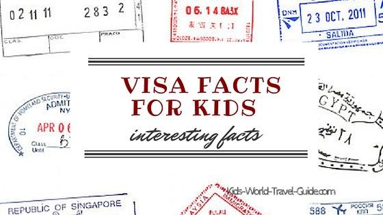 Visa Facts for Kids