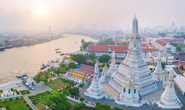 Wat Arun in Thailand