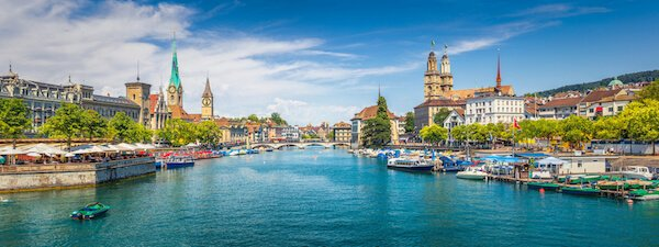 Zürich is Switzerland's most populous city
