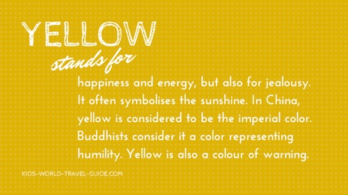 Meaning Of Colors In Children S Drawings